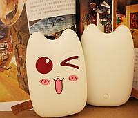 Power Bank Emoji Series Cat Smile — 6000 mAh