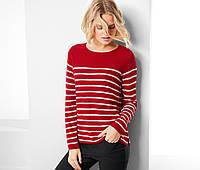 Стильный вязанный пуловер от ТСм Чибо германия , размер 44-46 евро наш 50-52