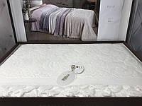 Простынь махровая Eliz krem махра/жаккард 220х240 см Pupilla
