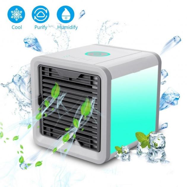 Портативный охладитель-увлажнитель воздуха Arctic Air USB