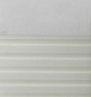 Рулонні штори День-Ніч Тканина Містичний Z-270 Білий
