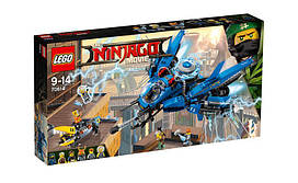 Конструктор LEGO Ninjago Самолёт-молния Джея (70614)