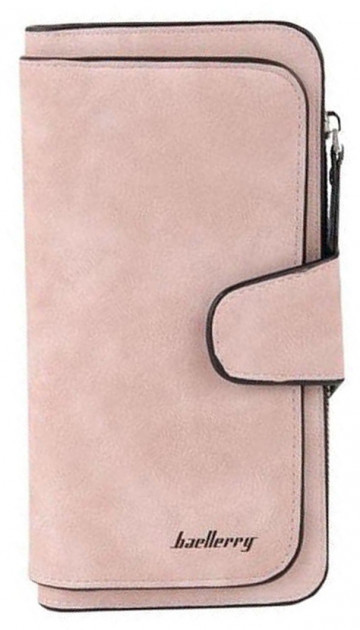 Кошелек Baellerry Розовый (2000992389884)