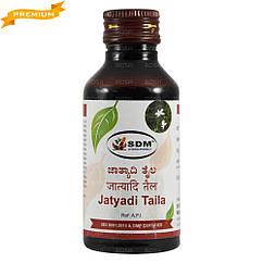 Джатьяди Тайла (Jatyadi Taila, SDM), 100 мл - Аюрведа преміум якості