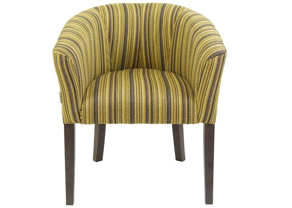 Кресло Версаль в полоску Rich