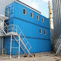 Офис из морских контейнеров