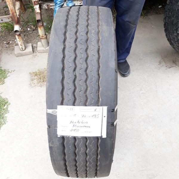 Грузовые шины б.у. / резина бу 265.70.r19.5 Michelin XTE2 Мишлен