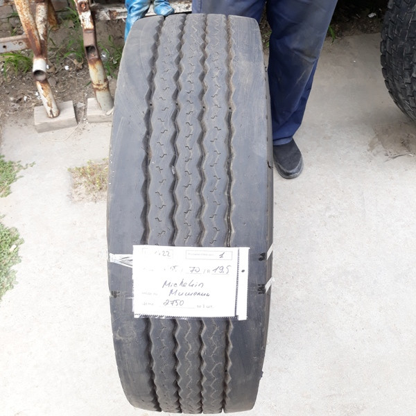 Шины б.у. 265.70.r19.5 Michelin XTE2 Мишлен. Резина бу для грузовиков и автобусов