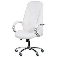 Кресло для руководителя Alize white E0406, фото 1