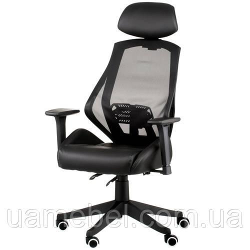 Кресло руководителя Alto dark E4282