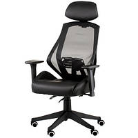 Кресло руководителя Alto dark E4282, фото 1