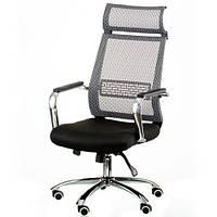 Кресло руководителя Amazing black E5517