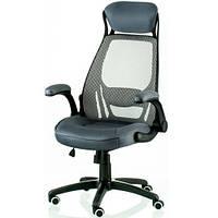 Кресло руководителя Briz 2 grey E4978