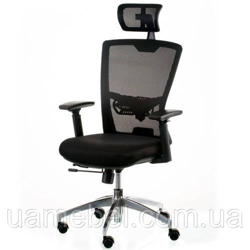 Крісло для керівника black Dawn E5500