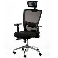 Крісло для керівника black Dawn E5500, фото 1