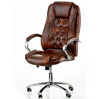 Кресло руководителя Kornat brown E5722, фото 1