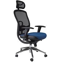 Кресло руководителя LUCCA, blue 27592