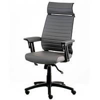 Кресло руководителя офисное Monika grey E5685