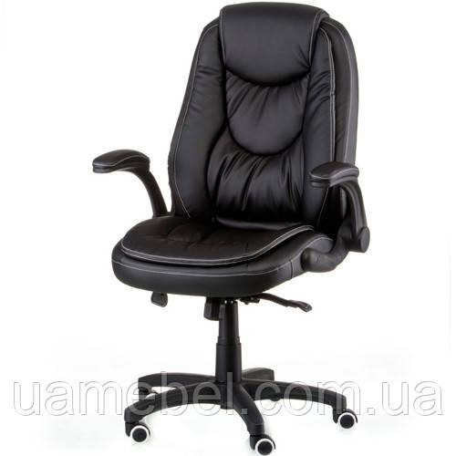 Кресло руководителя Oskar black E5241