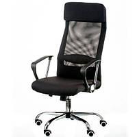 Кресло руководителя Silba black E5821, фото 1