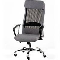Кресло для руководителя Silba grey E5807, фото 1