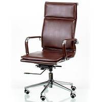 Кресло руководителя Solano 4 artleather brown E5227