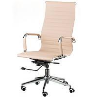 Кресло руководителя Solano artleather beige E1533
