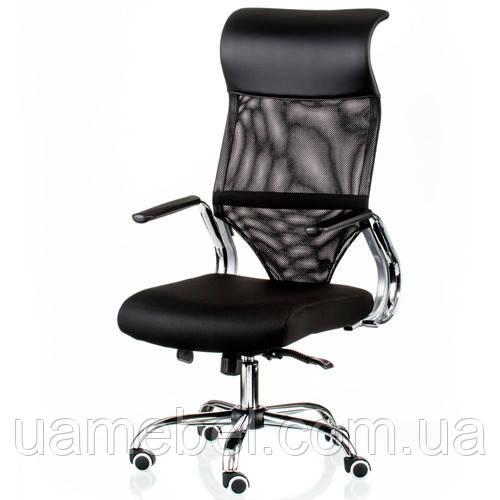 Кресло для руководителя Supreme 2 black E4992