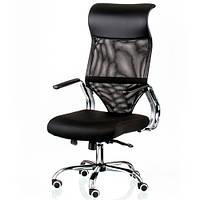 Кресло для руководителя Supreme 2 black E4992, фото 1