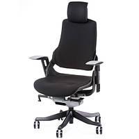 Кресло для руководителя WAU BLACK FABRIC E0772, фото 1