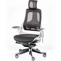Кресло для руководителя WAU CHARCOAL NETWORK WHITE E5319, фото 1