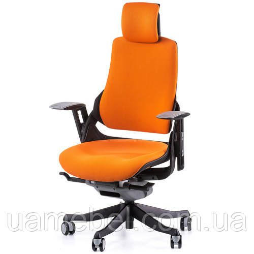 Кресло руководителя WAU MANDARIN FABRIC E0741