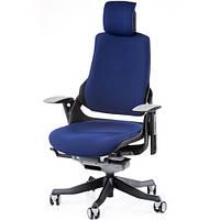 Кресло руководителя WAU NAVYBLUE FABRIC E0765, фото 1