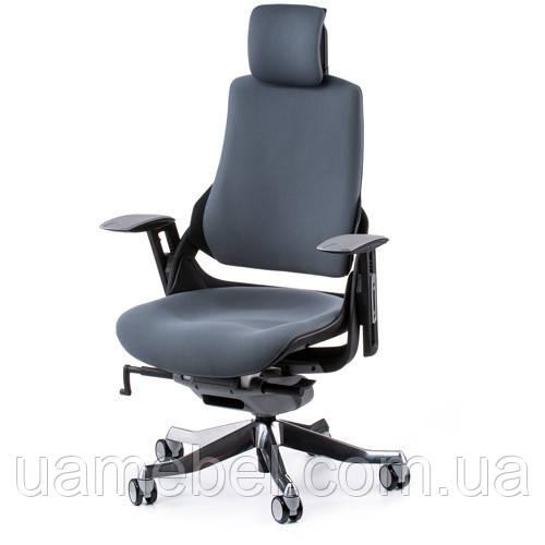 Кресло для руководителя WAU SLATEGREY FABRIC E0864