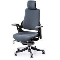 Кресло для руководителя WAU SLATEGREY FABRIC E0864, фото 1