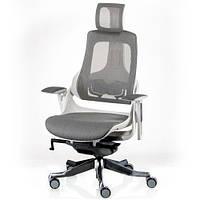 Кресло руководителя WAU SNOWY NETWORK WHITE E5302, фото 1