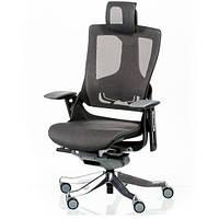 Кресло для руководителя WAU2 CHARCOAL NETWORK E5449, фото 1