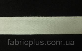Резинка  Белорус.  2,0 см  белая