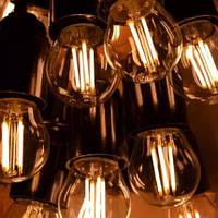 С LED лампами