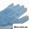 Силиконовые многофункциональные перчатки для мытья и чистки Magic Silicone, фото 4