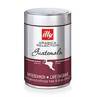 Кофе illy Guatemala Arabica Selection / Кофе Илли Гватемала Моноарабика ( 250 г) ж/б в зернах