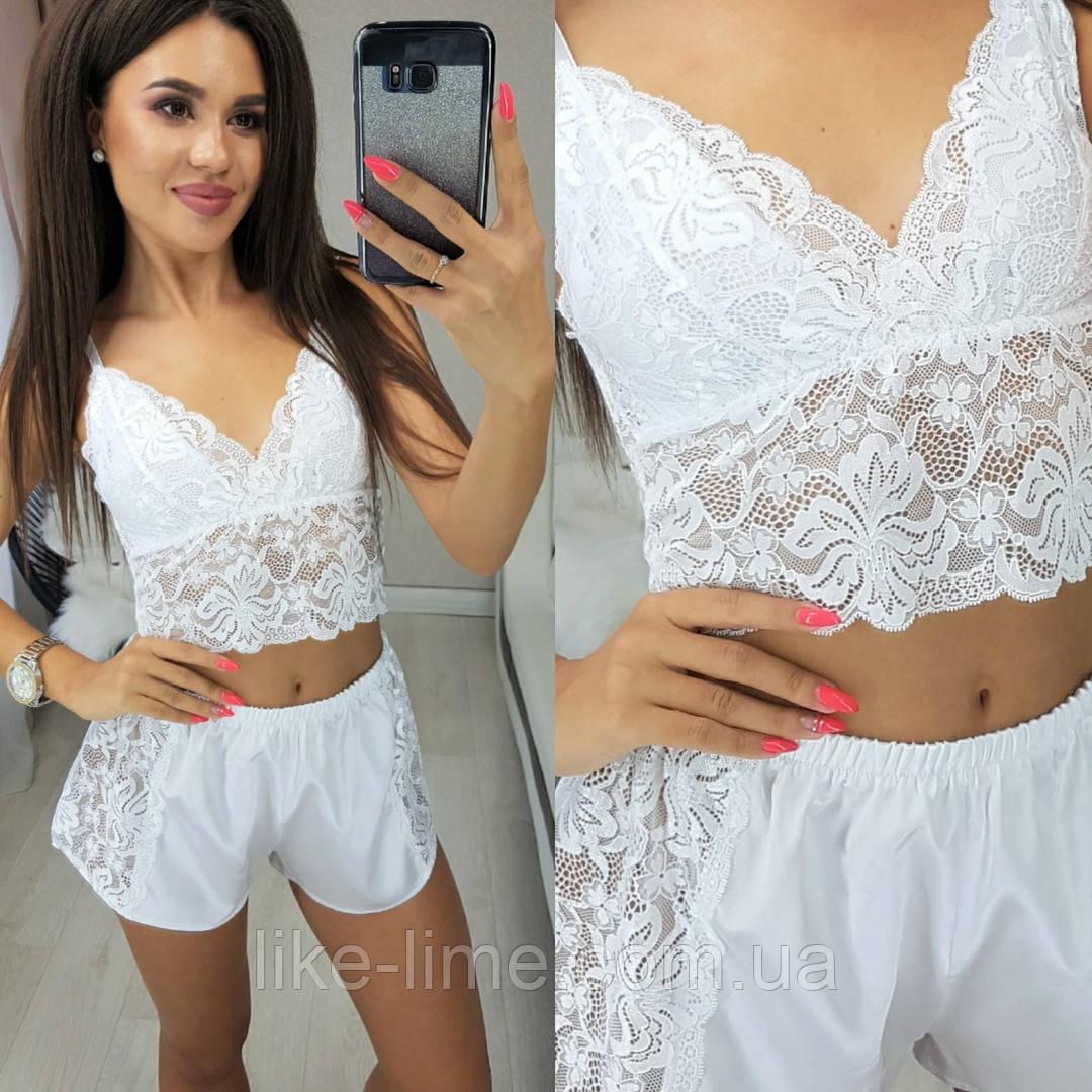 Женский пижамный комплект
