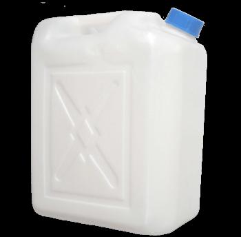 Канистра пластиковая 17 л