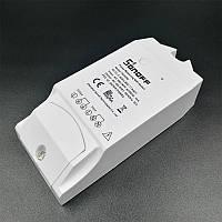 Sonoff Pow R2. Wifi реле времени  с измерением энергопотребления