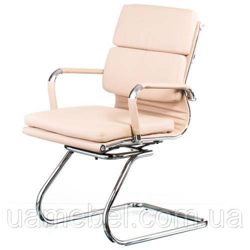 Кресло для конференций Solano 3 conference beige E4831