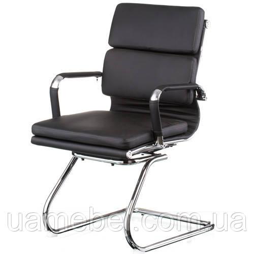 Конференц кресло Solano 3 conference black E4824