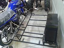 Боковая коляска к мотоциклам