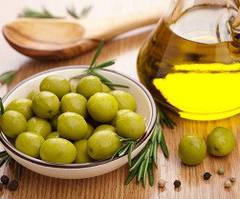 Олія оливкова
