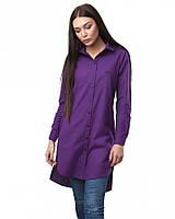 Женская рубашка туника (в размере XS - 2XL), фото 1