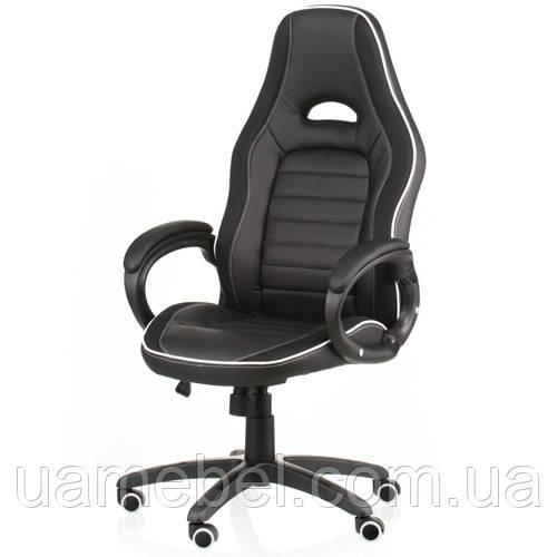 Игровое кресло для компьютера Aries black E4718